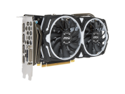 MSI Video Card Radeon RX 570 ARMOR 8G OC, GDDR5 256 bit, PCI-E 3.0, HDMI, DL-DVI-D, DX 12