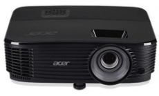 Projector Acer X1123H DLP® 3D Ready, HDMI 3D, Resolution: SVGA (800x600), Format: 4:3, Contrast: 20 000:1, Brightness: 3 600 lumens, Input: HDMI®, D-sub, RS232, 3W Audio, RCA, Acer ColorBoost II+, Acer ColorSafe II, Acer EcoProjection, Acer Bluelight