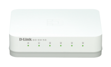 D-Link 5-Port 10/100/1000Mbps Unmanaged Gigabit Switch