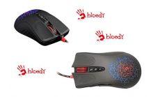 Геймърски комплект Bloody, A90 + B081, Оптична, Жична, USB