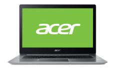 "РАЗПРОДАЖБА! NB Acer Swift 3 SF314-52-812Y /14.0"" IPS Full HD 1920x1080 Corning® Gorilla® Glass/Intel® Core™ i7-8550U/1x8GB/ 512GB PCI-E SSD/Intel HD Graphics 620/ Keyboard backlight/Finger Print/Windows 10/ Мetallic body (Anodizing) Sparkly Silver"