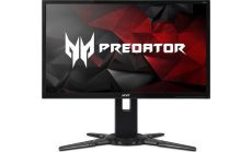 "Monitor Acer Predator XB240HBbmjdpr 61cm (24"") 144Hz 1ms 100M:1 ACM 350nits LED DVI HDMI(MHL) DP MM Height adj. Pivot EURO/UK EMEA MPRII Black Predator Acer EcoDisplay"
