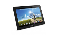 """ACER ICONIA A3-A20-K8X0 Operating SystemAndroid 4.4 (KitKat)  DisplayType 10.1"""" IPSResolution 1280 x 800Touchscreen Multi-Touch  ProcessorMediaTek MT8127 quad-core Cortex A7, 1.3 GHz  Storage32GB  RAM1 GB  Supported Flash Memory CardsmicroSD, microSD"""