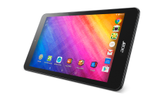 "FINAL CLEARANCE! Tablet Acer Iconia B1-830-K6NE (BLACK), 8.0"" IPS HD (1280 x 800), MediaTek octa-core MT8151 1.7 GHz , 1GB LPDDR2, 32GB eMMC, 802.11agn, BT 4.0, GPS, Webcam (0.3 MP front, 5MP rear Full HD audio/video recording), G-sensor, Micro USB,"