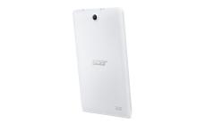 "Tablet Acer Iconia B1-850-K2FD (WHITE), 8.0"" IPS (HD 1280 x 800), MTK MT8163 quad-core Cortex A53 1.3 GHz processor, 1GB LPDDR2, 16GB eMMC, 802.11bgn, BT 4.0, GPS, Webcam (2MP front, 5MP rear), G-sensor, Micro USB, microSD™,  9 h 4600mAh battery, 340"
