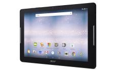 "Tablet Acer Iconia B3-A32-K70E 4G LTE™/10.1"" IPS HD (1280 x 800), MTK MT8735/A Quad-Core Cortex A53 4x1.3 GHz/2GB LPDDR2, 16GB eMMC, Cam (2MP front), rear 5 MP (2560 x 1920) 1080p FHD); Optimized DTS-HD Premium Sound™ 2xSpeakers; G-sensor, Micro USB,"