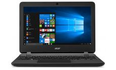 "Acer Aspire ES1-132, Intel Celeron N3450 Quad-Core (up to 2.20GHz, 2MB), 11.6"" HD (1366x768) LED-backlit Anti-Glare, Cam, 2GB DDR3L, 32GB eMMC, Intel HD Graphics, 802.11ac, BT 4.0, MS Windows 10, Black"