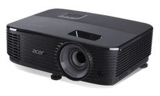 Projector Acer X1223H DLP® 3D Ready, HDMI 3D, Resolution: XGA(1024x768), Format: 4:3, Contrast: 20 000:1, Brightness: 3 600 lumens, Input: HDMI®, D-sub, RS232, 3W Audio, RCA, Acer ColorBoost II+, Acer ColorSafe II, Acer EcoProjection, Acer BluelightS