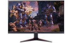 "NEW! Monitor Acer Nitro VG240Ybmiix, IPS LED, 60cm (23.8"") W, Format: 16:9, Resolution: Full HD 1920x1080@75 Hz, ZeroFrame Design; FreeSync 1ms Visual Response Boost (VRB); Brightness: 250 cd/m2, Viewing Angle: 178°/178°, VGA 2xHDMI, MM Speakers 2Wx2"