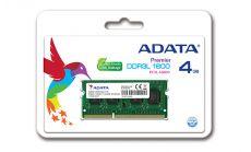 4G DDR3L 1600 A-DATA SODIMM