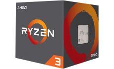 Процесор AMD RYZEN 3 1300X 4-Core 3.5 GHz (3.7 GHz Turbo) 10MB/65W/AM4/BOX