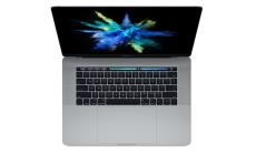"Преносим компютър Apple MacBook Pro 15"" Touch Bar/QC i7 2.8GHz/16GB/256GB SSD/Radeon Pro 555 w 2GB/Space Grey - INT KB"