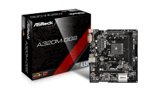 ASROCK A320M-DGS /AM4