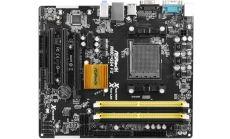 Дънна платка сокет AM3+ Аsrock  N68C-GS4 FX, 2x DDR2 / 2x DDR3 GeForce7025