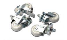 ASSMANN DN-19 CASTOR-WB :: Заключващи се колела за шкафове DIGITUS