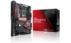 Дънна платка ASUS ROG MAXIMUS X HERO, Socket 1151 (300 Series), 4xDDR4, Intel Optane