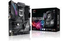 Дънна платка ASUS ROG STRIX Z370-F GAMING, Socket 1151 (300 Series), 4xDDR4, Aura Sync