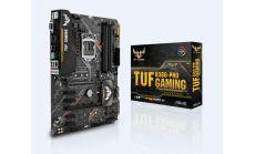 Дънна платка ASUS TUF B360-PRO GAMING, Socket 1151 (300 Series), Aura Sync, Intel Optane, 4 x DDR4
