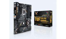 Дънна платка ASUS TUF B360-PRO GAMING (WI-FI) , Socket 1151 (300 Series), Aura Sync, Intel Optane, 4 x DDR4