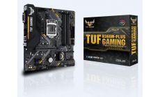 Дънна платка ASUS TUF B360M-PLUS GAMING, Socket 1151 (300 Series), Aura Sync, 4 x DDR4