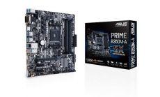 Дънна платка ASUS Prime B350M-A socket AM4, 4xDDR4