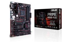 Дънна платка ASUS Prime B350-Plus socket AM4, 4xDDR4