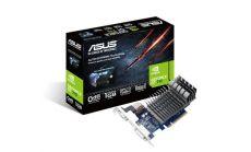 Видеокарта ASUS GeForce GT 710, 1GB, GDDR3, 64 bit, D-Sub, DVI-D, HDMI GT710-1GDR3-SL-BRK