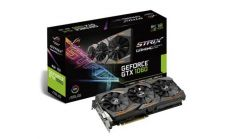 Видеокарта ASUS ROG STRIX GeForce GTX 1060 , 6GB, GDDR5, 192 bit, DVI-I, HDMI, DisplayPort STRIX-GTX1060-6G-GAMING