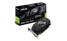 Видео карта ASUS Phoenix GeForce GTX 1050Ti, 4GB GDDR5  128 bit, DVI-D, HDMI, Display Port PH-GTX1050TI-4G