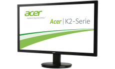 """Monitor Acer KA210HQbd (LED) 20.7"""" (53 cm), Format: 16:9, Resolution: Full HD (1920х1080), Response time: 5 ms, Contrast: 100M:1, Brightness: 200 cd/m2, Viewing Angle: 90°/65°, VGA+DVI (DVI w/HDCP), Energy Star 6.0, Acer ComfyView, Acer EcoDisplay, A"""