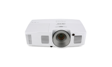 Projector Acer X125H, DLP 3D, XGA, 3300Lm, 20000/1, HDMI, 2.5Kg, 2 years