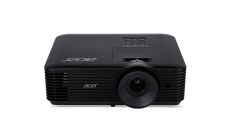 Projector Acer X118AH DLP® 3D Ready, HDMI 3D, Resolution: SVGA (800x600), Format: 4:3, Contrast: 20 000:1, Brightness: 3 600 lumens, Input: HDMI®, 3W Audio, Acer ColorBoost II+, Acer ColorSafe II, Acer EcoProjection, Acer BluelightShield, ExtremeEco