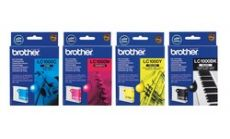 Cyan ink cartridge BROTHER (325 A4 pages at 5% coverage), DCP385C/ DCP585CW / DCP6690CW / MFC6490CW /  MFC290C / MFC490CW / MFC790CW