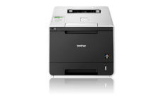 Color Laser Printer BROTHER HLL8350CDW, 30 ppm single pass, 2400x600dpi, 128 MB (up to 384 MB), PCL6, BR-Script3, Super High Yield Toner, Wired&Wi-fi Direct for easy Wireless access, USB, Duplex