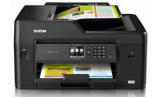 Inkjet Mulfifunctional BROTHER MFCJ3530DW, Full A3 for print/copy/scan/fax, Auto 2-sided print, Printer 22/20ipm, High-yield catridge 3000mono/1500colour, Wired&Wireless