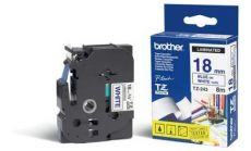 TZ Tape BROTHER 18mm Blue on White, Laminated, 8m lenght, for P-Touch
