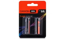 Canyon NRG alkaline battery AA, 2pcs/pack