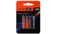 Canyon NRG alkaline battery AAA, 4pcs/pack