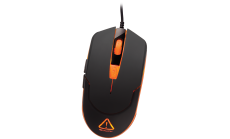 CANYON CND-SGM1 Optical gaming mouse, adjustable DPI setting 800/1200/1600/2400, LED backlight, Black