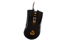 CANYON CND-SGM3 Optical gaming mouse, adjustable DPI setting  800/1600/2400/3500, LED backlight, Black