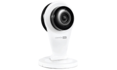 Portable Wi-Fi HD Camera, Multipurpose in-house IP camera with basic functions, White
