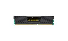 Памет Corsair DDR3, 1600MHz 16GB (2 x 8GB) 240 Dimm, Unbuffered, 9-9-9-24, Vengeance Low Profile Heatspreader, Core i7, Core i5 and Core 2/AMD Phenom II - Dual Channel, 1.5V
