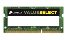 Памет Corsair DDR3L, 1600MHZ 4GB 1x204 SODIMM 1.35V (low voltage), Unbuffered