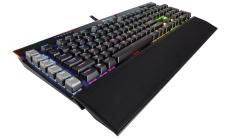 Клавиатура Corsair Gaming™ K95 RGB PLATINUM Mechanical Keyboard, Backlit RGB LED, Cherry MX Speed, Black  (US)