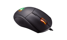 COUGAR Revenger S Gaming Mouse, 100-12000 DPI, PixArt PMW3360 Optical gaming sensor,2000Hz Polling rate, On-board memory-512KB,COUGAR UIX™ System, 50M OMRON gaming switch,RGB, 16.8m colors,Golden-plated USB plug, 1.8m