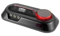 Creative sound card SB OMNI 5.1 USB, PC&MAC Звукова карта външна  /  Creative Soundblaster Audigy SE 7.1, bulk