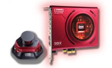 Creative sound card SB ZX 5.1 PCIex Звукова карта