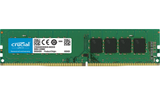 Памет Crucial  8GB single rank DDR4 PC4-19200 2400Mhz CL17 CT8G4DFS824A
