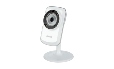 Камера за видеонаблюдение D-Link DCS-933L/E Day and Night Cloud Camera -  Built-in IR LED to capture video in low-night environment - Sound level detection - WPS support - Wireless 802.11n connection - Repeater mode expands wireless coverage area - R