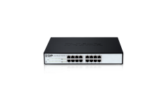 Комутатор D-Link  DES-1100-1616-port 10/100 EasySmart Switch